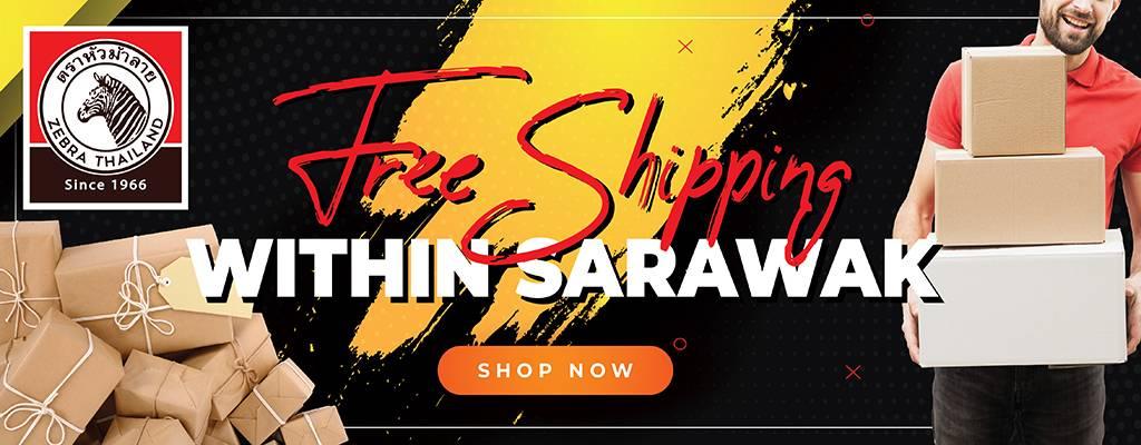 FREE SARAWAK SHIP
