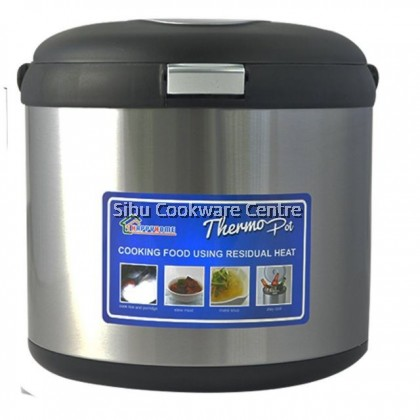 HAPPY HOME Multi Functional Thermal Wonder Cooker Pot 7L