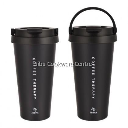 0.5L Cappuccino Vacuum Mug