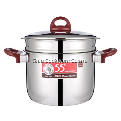 22cm Sauce Pot With Steamer - 55th Anniversary